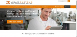 Relaunch der LISAM SYSTEMS DEUTSCHLAND Website