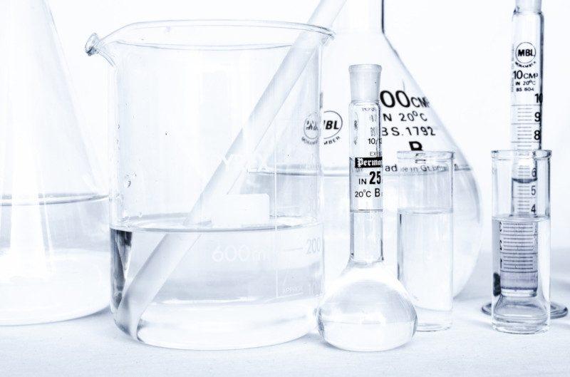 In der Chemieindustrie ist die Arbeitssicherheit ein wichtiger Faktor