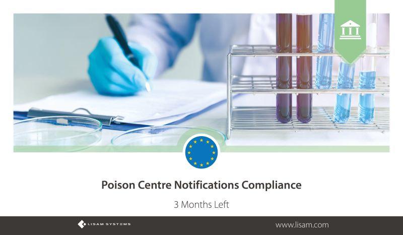 Einhaltung der Poison Centre Notifications