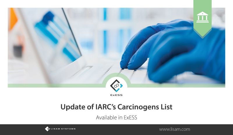IARC-Listen der Klassifizierungen