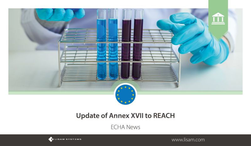 Änderung des Anhangs XVII der REACH-Verordnung