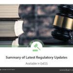 Zusammenfassung der neuesten regulatorischen Aktualisierungen der Arbeitsgrenzwerte