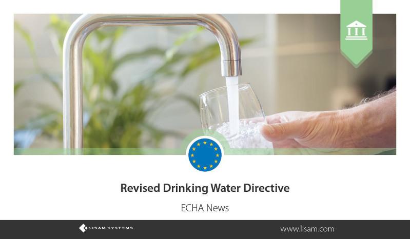 Überarbeitung der Trinkwasserrichtlinie